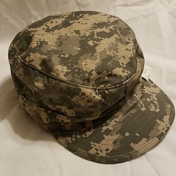 e65f6ff11395d Army ACU Uniform Patrol Cap. NWT. American Apparel